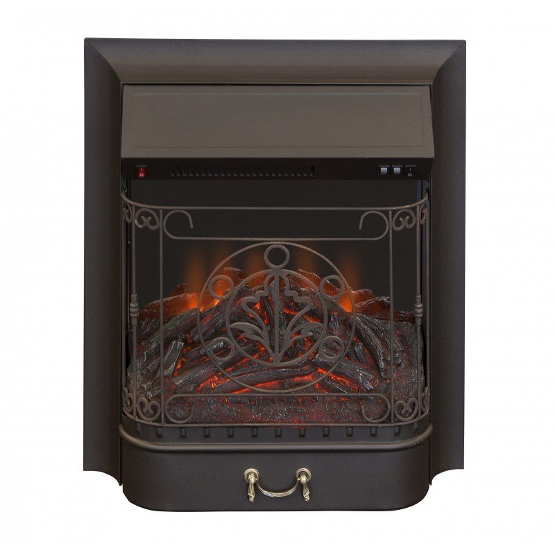 Электроочаг RealFlame Majestic Lux Bl